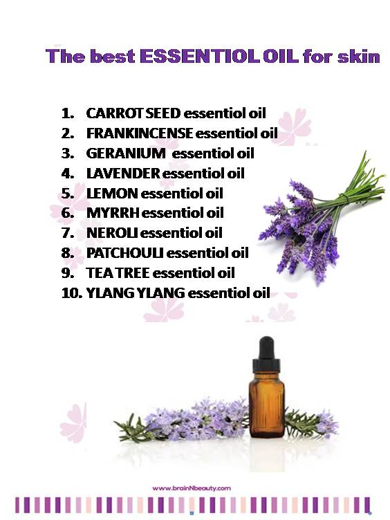 essentiol oil